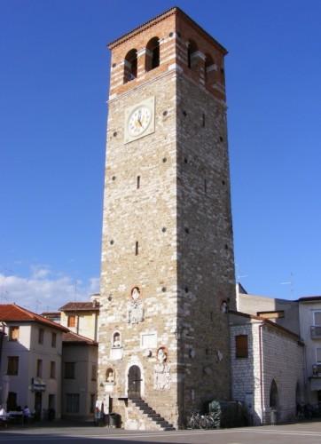 Marano Lagunare - Torre millenaria
