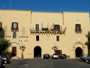 Castello di Taurisano, Municipio