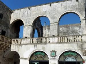 """""""Loggia Ferrante"""" del Castello Brancaccio"""