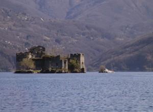 Scozia? No! Castelli di Cannero, Lago Maggiore, Piemonte