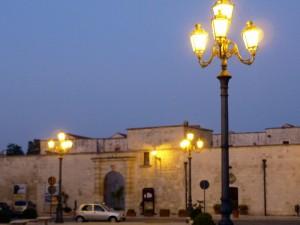 Castello di San Cassiano, Municipio