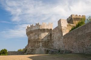 La citta' Etrusca sul mare