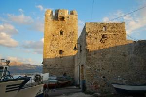 La torre del Baglio