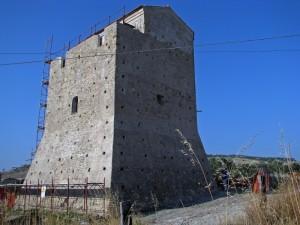 Torre di guardia costiera