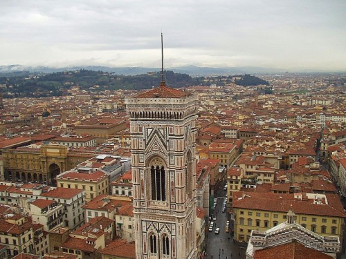 Firenze - Firenze... campanile di Giotto