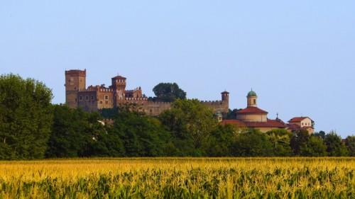 Pavone Canavese - Il castello di Pavone (l'altro lato)