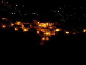 abbateggio di notte…