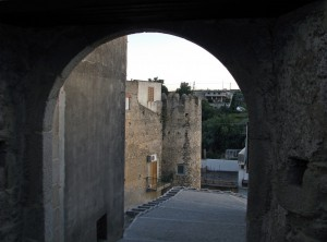 Il castello abitato
