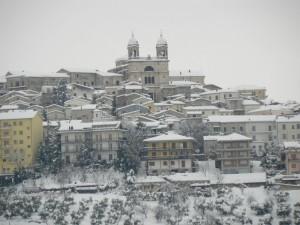 sotto la neve…