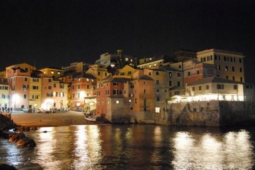 Genova - Boccadasse di notte