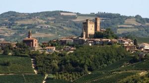 Il castello di Serralunga
