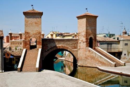 Comacchio - Il ponte di Trepponti