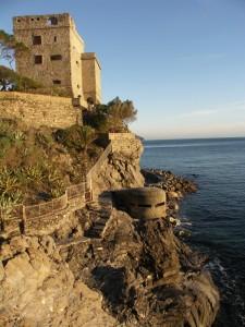 fortezza sul mare