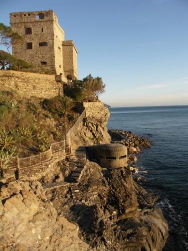 Monterosso al Mare - fortezza sul mare