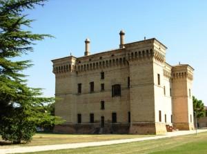 Il castello di Castiglione di Ravenna