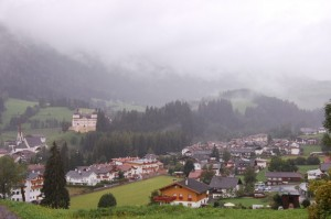 pioggia a Mareta