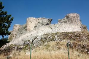 La rocca Maginulfi…ciò che resta.