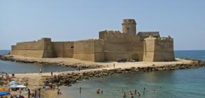 Vacanze al Castello Aragonese