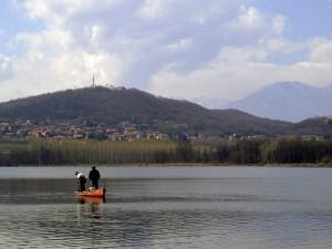 Lago di Candia.