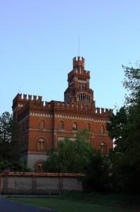 Villaggio operaio di Crespi d'Adda - il castello