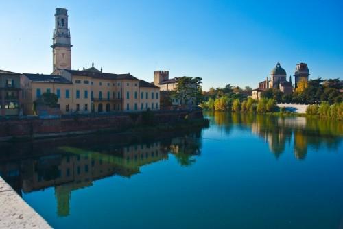 Verona - Vista da Ponte Pietra