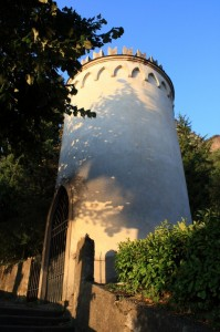 Torre sulla via di San Girolamo