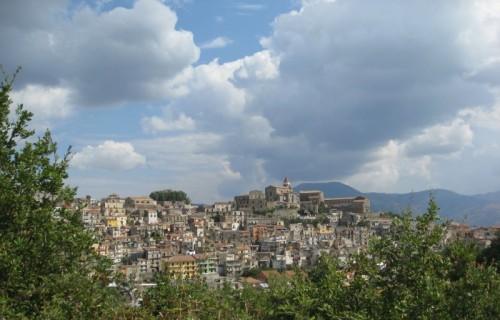 Castiglione di Sicilia - panoramica