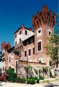 Castello lato ovest