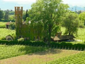 Castelletto stile Tudor
