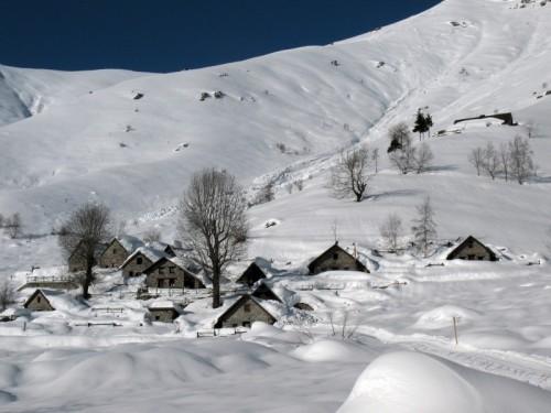 Mosso - Alpe Artignaga (m 1375)