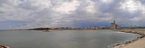 Panorama dal faro
