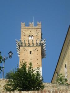 La Torre merlata di Murisengo