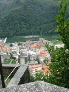 Varallo dal Sacro Monte