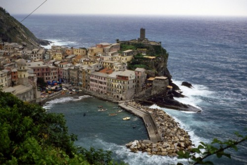 Vernazza - Heavy and Rough