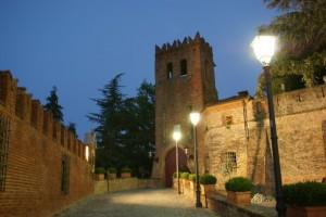 Luci al Castello di Moriondo