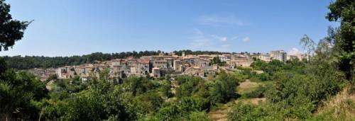 Piansano - Piansano - VT (Panorama) Stitch di n. 3 Sc.