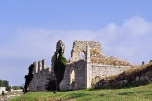 Buscemi, il Castello