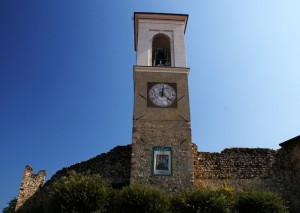 La cinta Muraria del Castello