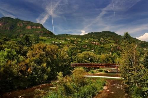 Bolzano - Talferstadt (città del Talvera)