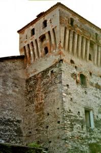 La torre di Romagnano