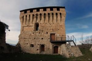 Castello di Sarzano Part.