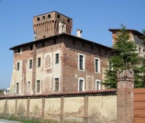 Il castello nella campagna