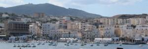 pantelleria dal mare