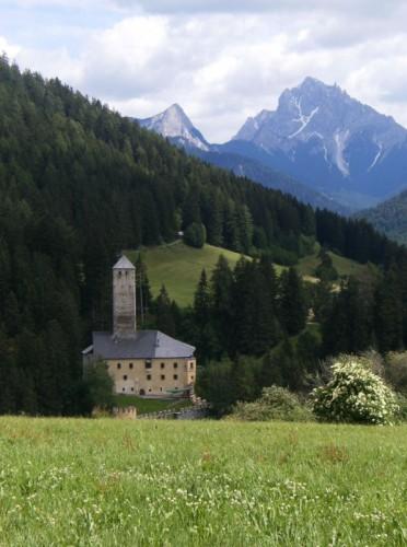 Monguelfo-Tesido - castello