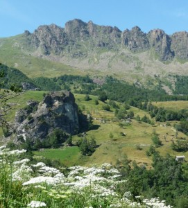 Alpeggi ai Tornetti