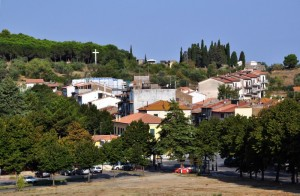 Villa San Giovanni in Tuscia - VT (Panorama)