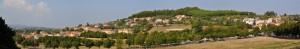 Villa San Giovanni in Tuscia - VT (Panoramica Stitch n. 4 Sc.)