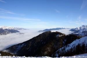 """Un """"mare"""" di nuvole"""
