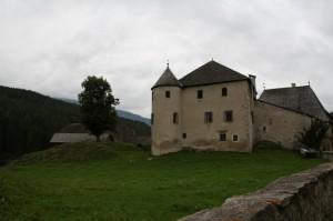 Castello nei pressi di Brunico