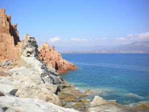 Panorama Dalle Rocce Rosse